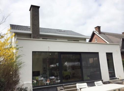 Mechelen – Uitbreiding privéwoning