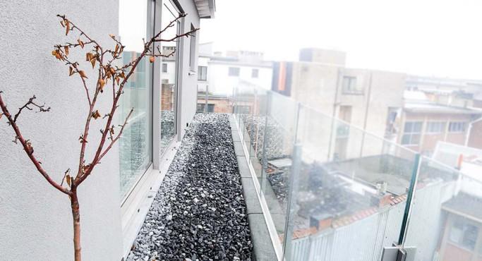 Antwerpen – Uitbreiding privéwoning