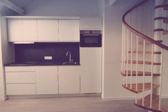 Antwerpen – Renovatie winkel en appartementen