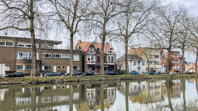 Project – TE KOOP woning – Mechelen