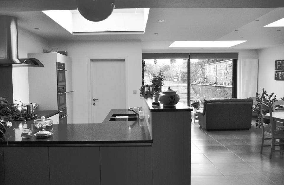 Kessel-Lo – Renovatie privéwoning