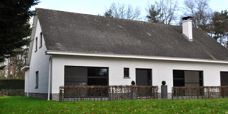 Keerbergen renovatie priv woning tarsus - Huis renovatie ...