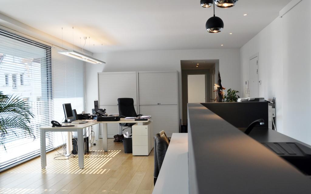 Mechelen – Renovatie kantoor